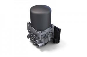haldex modul air
